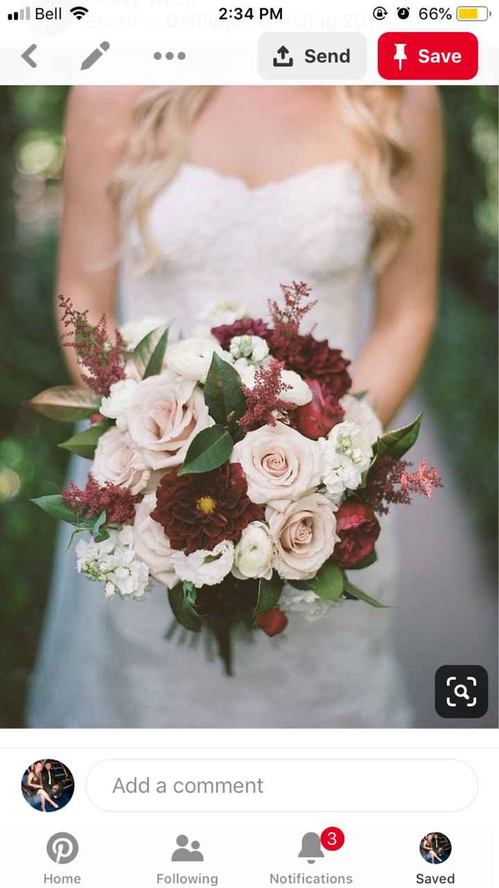 What will your bouquet look like? - 1
