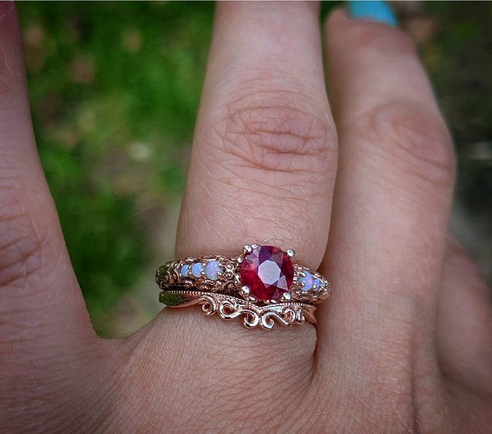 Show off your ring!! 25