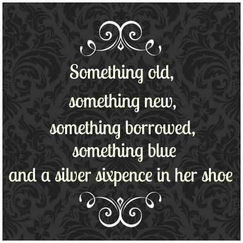"""""""...and a sixpence in her shoe."""" - 2"""