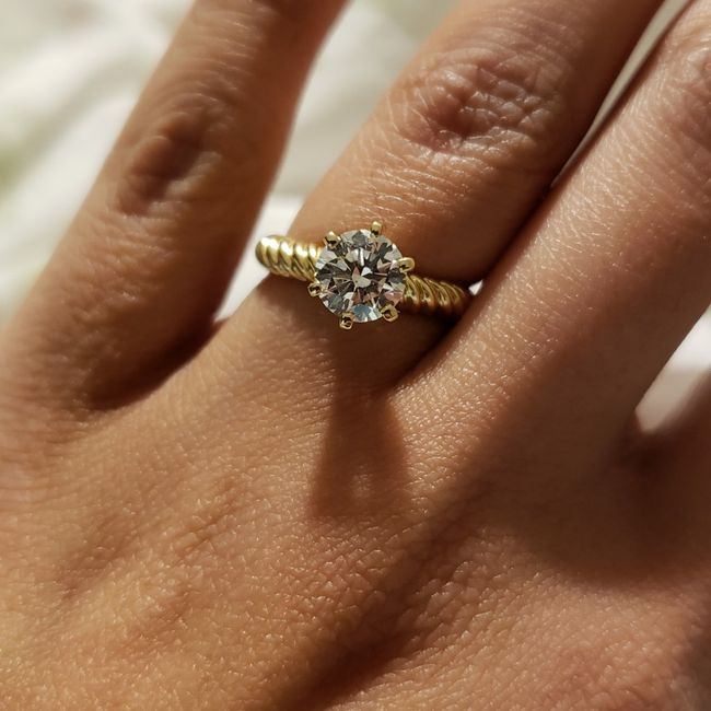 Brides of 2021! Show us your ring!! 26