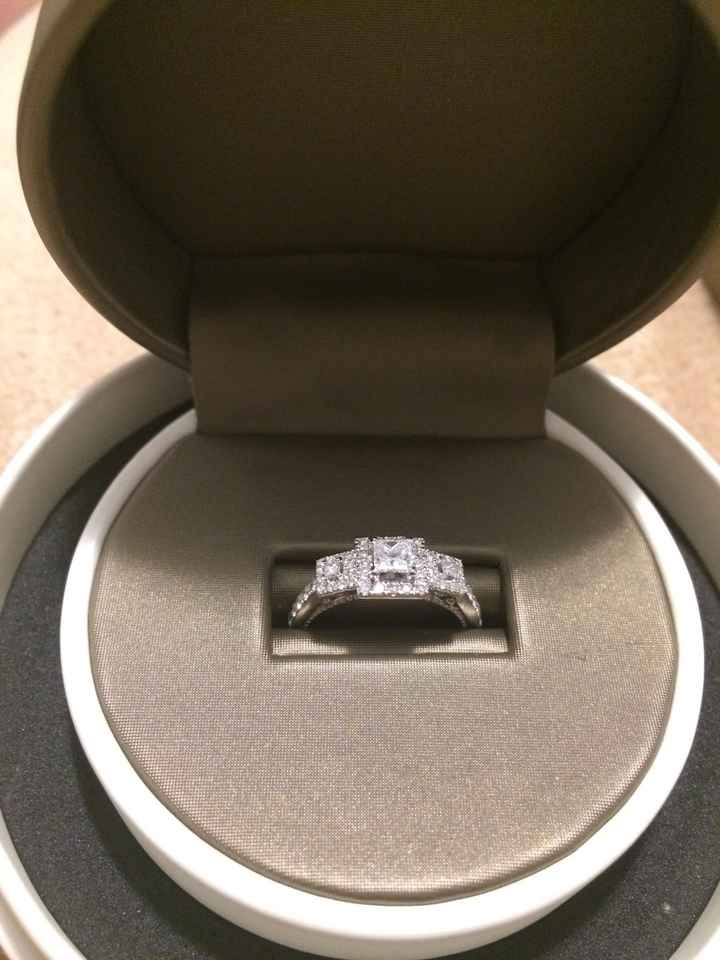 Cost of Wedding Ring - 1