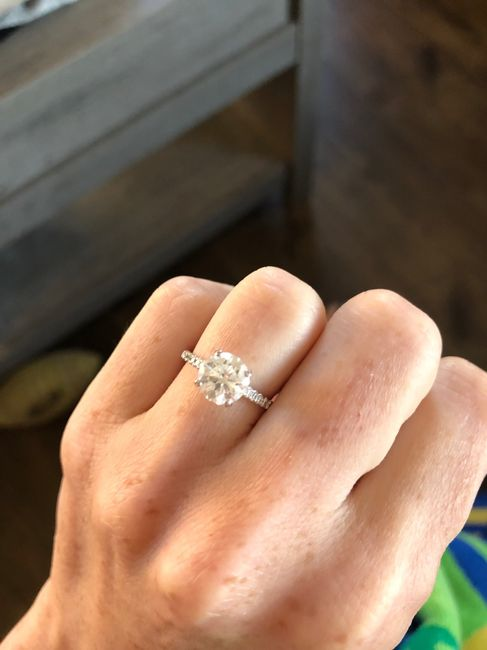 Brides of 2020!  Show us your ring!! 10