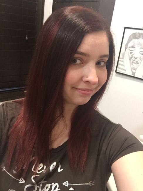 The continuing adventures of changing hair colour! 1