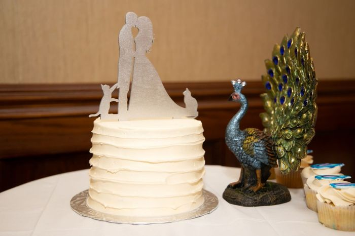 Wedding cake - is it a must-do? 2