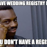 When you don't have a registry: