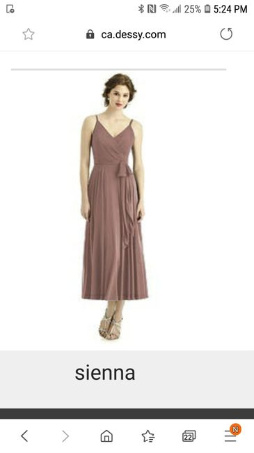 Bridesmaid dresses 3