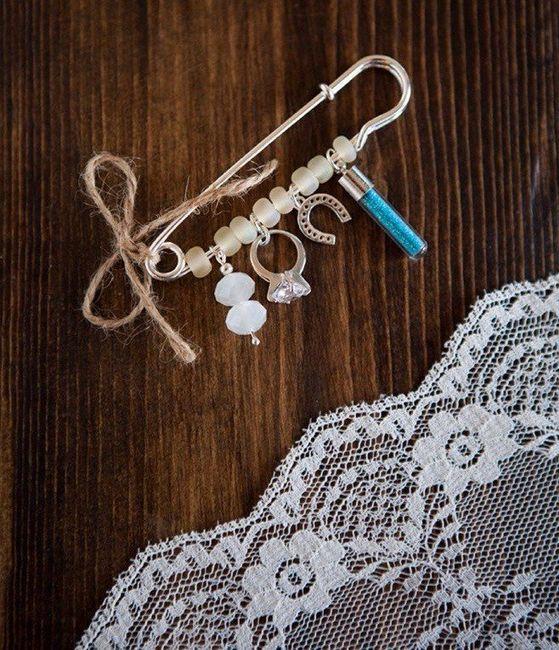 Pegar ou Largar: Levar algo velho, algo novo, algo emprestado, algo azul 1