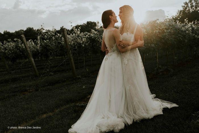 Par af samme køn - Valg af dit tøj - Bryllupsmode-7287