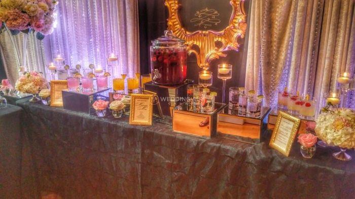 Costs For The Bar Wedding Reception Forum Weddingwire