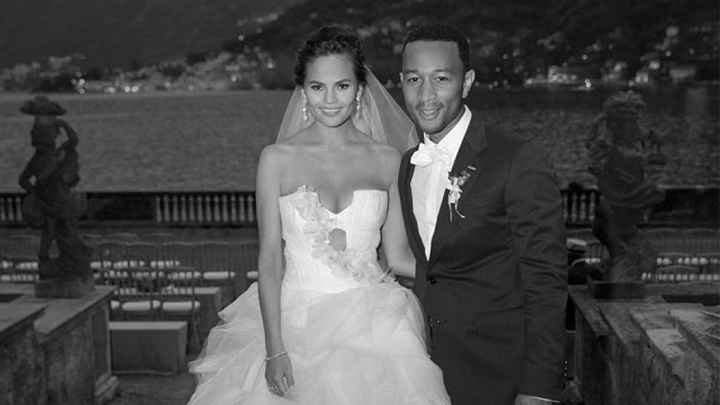 September 14th couples share a date with John Legend and Chrissy Teigan