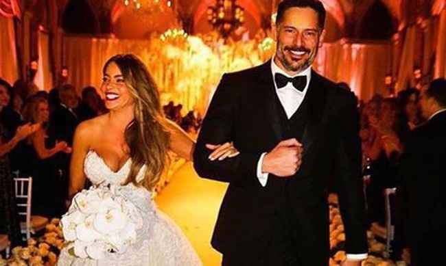 If your date is November 22nd you share an anniversary with Sophia Vergara and Joe Manganiello