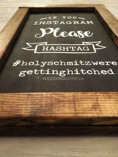 hashtag sign