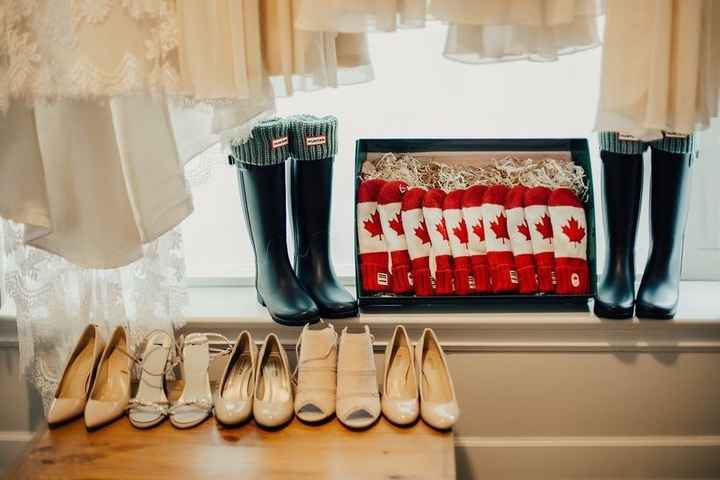 Poll: Are you including anything uniquely Canadian in your wedding? - 1