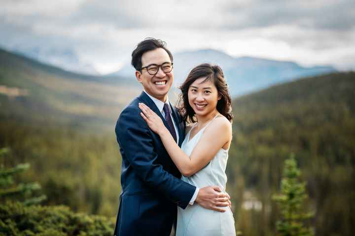 The 53rd winner of the WeddingWire Contest has been chosen! - 1