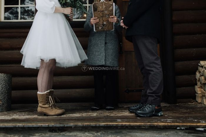 What age will you and your SO be on your wedding day? 1