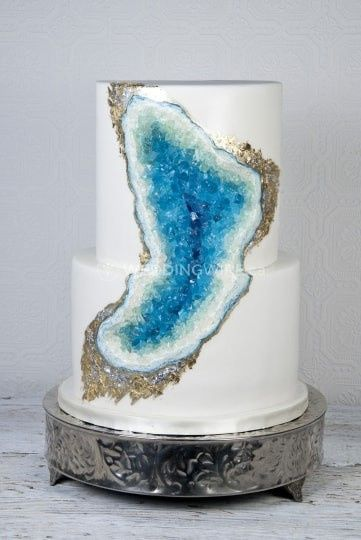Test time! What is this cake style called? 1