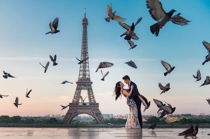 Fiancé(e) Friday! Have you traveled abroad together? 1