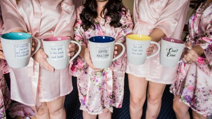 Gifts for your wedding party 2