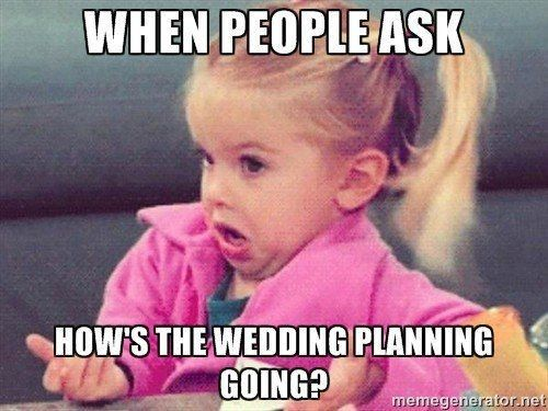 Have you lied about your wedding? 1
