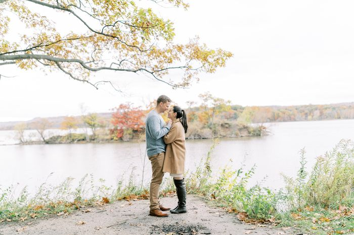 The WeddingWire Contest has a new winner to announce! Woowoo! 1
