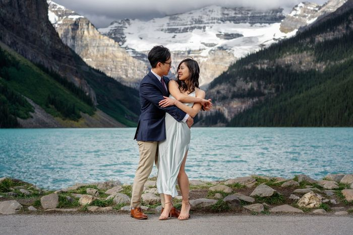 The 53rd winner of the WeddingWire Contest has been chosen! 3