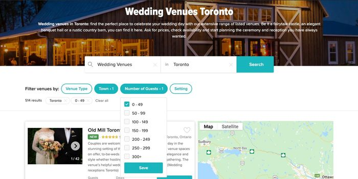 Micro wedding Toronto - 1