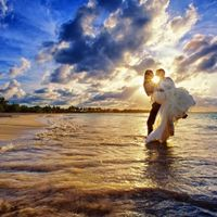 Check this gorgeous Real Wedding in the Dominican Republic
