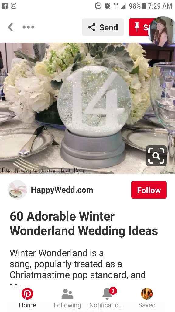 Winter Wedding Style! - 1