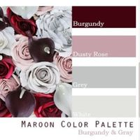 Colours for your wedding - 1