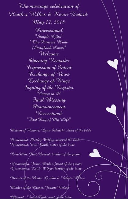 Vistaprint Invitations - My Review! - Plan a wedding - Forum