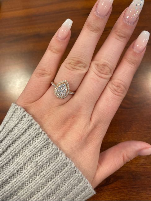 Brides of 2023 - Let's See Your Ring! 2