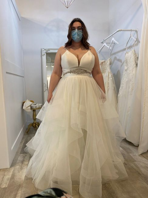 Ladies only please ☺️ Dress Shopping when you're not a standard size 2