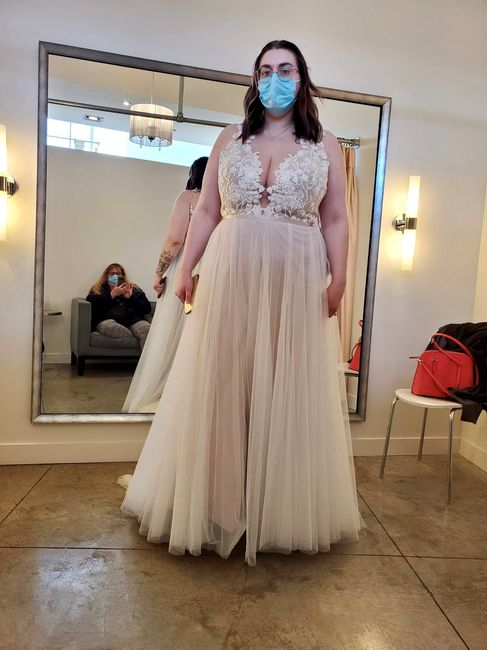 Ladies only please ☺️ Dress Shopping when you're not a standard size 5