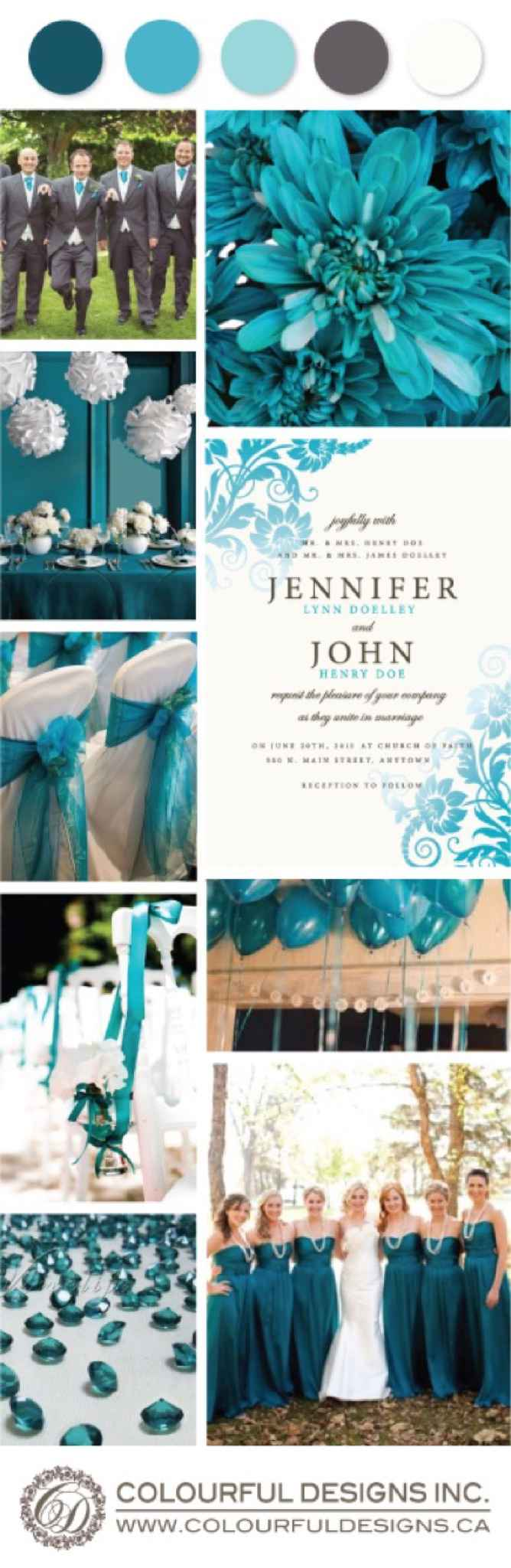 Wedding Colour Suggestions - 1