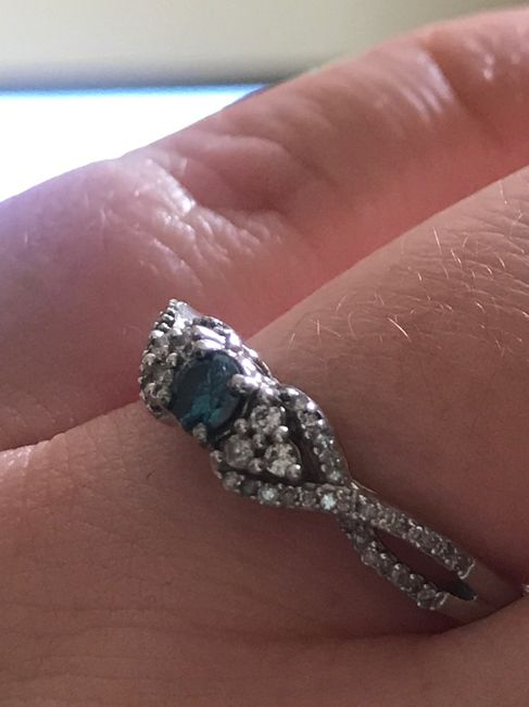 Engagement ring too big 1