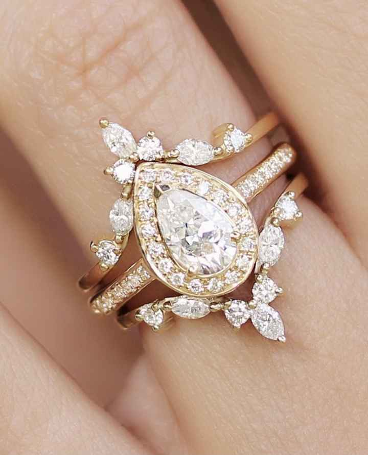 What's your preference? Wedding Band or Wedding Ring Enhancer? - 2