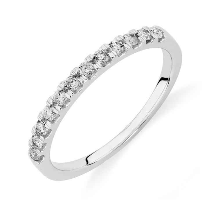 What's your preference? Wedding Band or Wedding Ring Enhancer? - 4