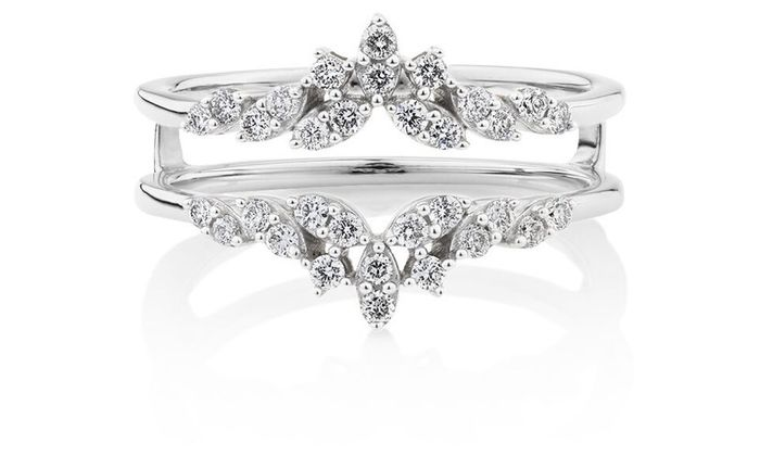 What's your preference? Wedding Band or Wedding Ring Enhancer? 1