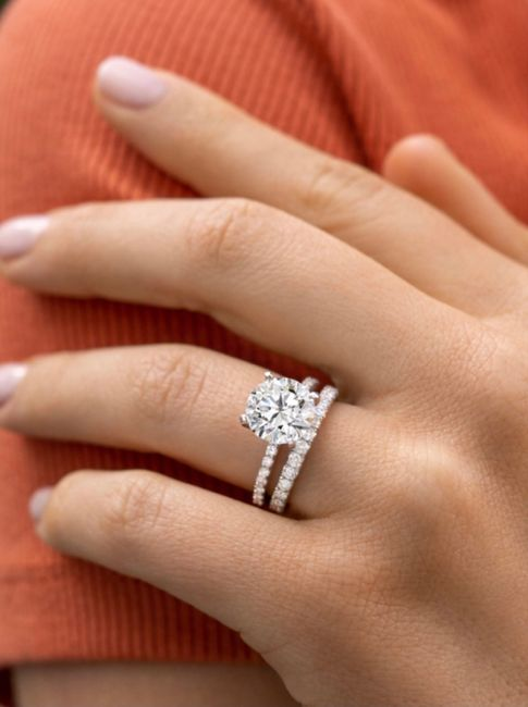 What's your preference? Wedding Band or Wedding Ring Enhancer? 3
