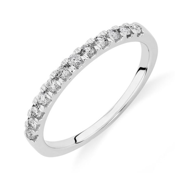 What's your preference? Wedding Band or Wedding Ring Enhancer? 4