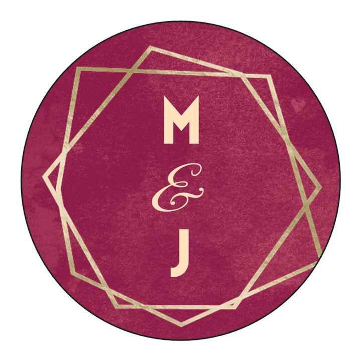 Wedding logos - 1