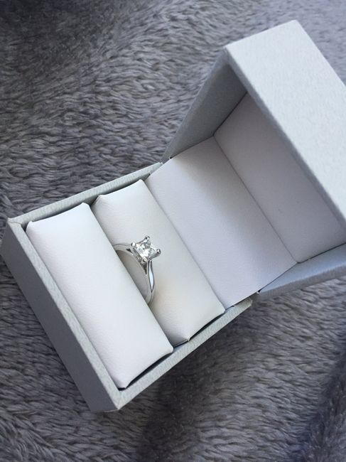 Show Me Your Solitaire Ring! 11