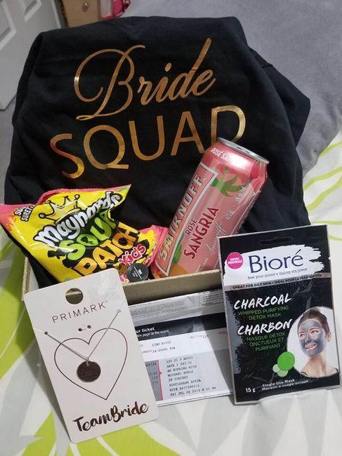 Bridesmaid proposal ideas wanted! 1
