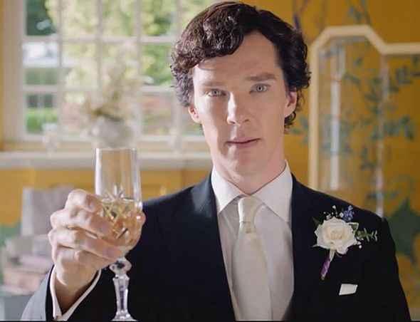 Tv Series Weddings - 1