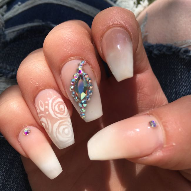 Show me your wedding day nail inspiration! - Beauty - Forum ...