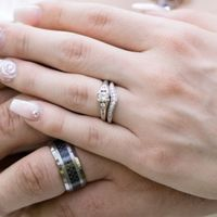 Opinions on types of wedding rings - 1