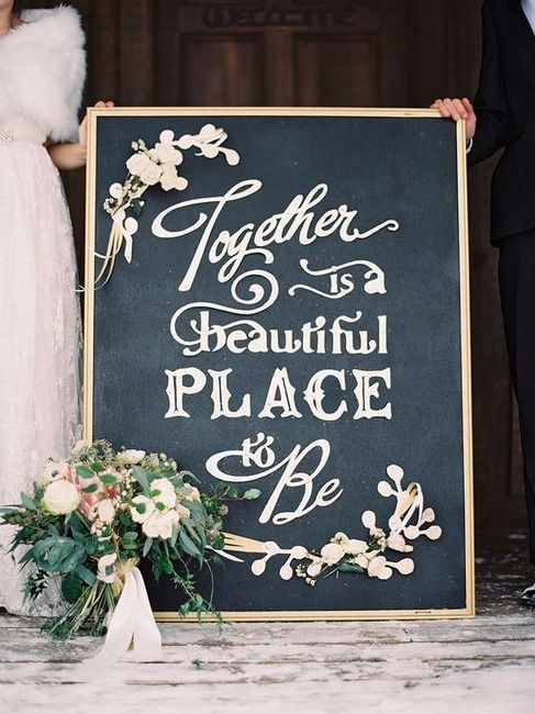 Love quotes for your wedding decor wedding reception forum love quotes on your big day junglespirit Gallery