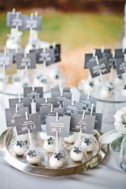 Escorts Cards Vs Place Cards Wedding Reception Forum Weddingwire