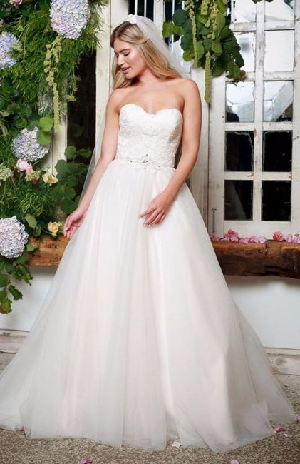 Ball Gown Vs A Line Wedding Dresses Wedding Fashion Forum