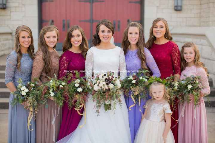 Bridesmaid Dresses - 1